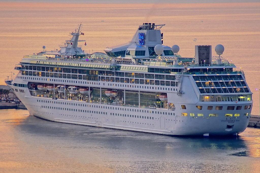 Splendour of the Seas (imagem retirada da Wikipédia)