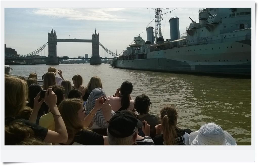 Foto 5 - no barco