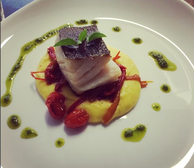 Todos os pratos servidos no restaurante têm o visual caprichado e muito sabor! (Imagem do Instagram do hotel)