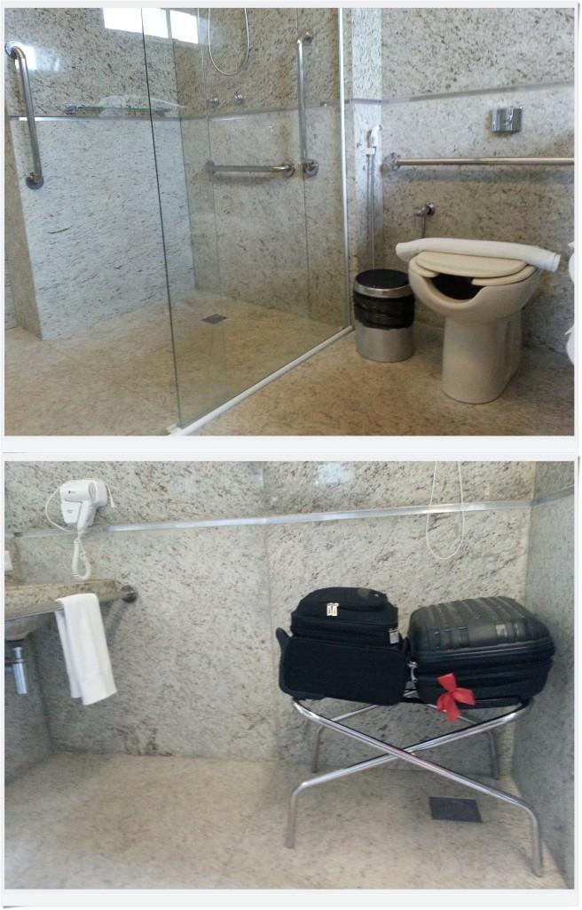 Banheiro - imagem dupla 2