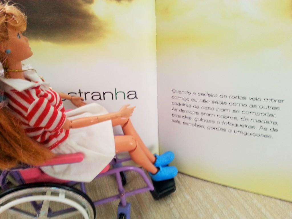"""Tina Descolada, tanto quanto eu, é apreciadora de literatura com """"L"""" maiúsculo. Lemos o livro avidamente - e adoramos!"""