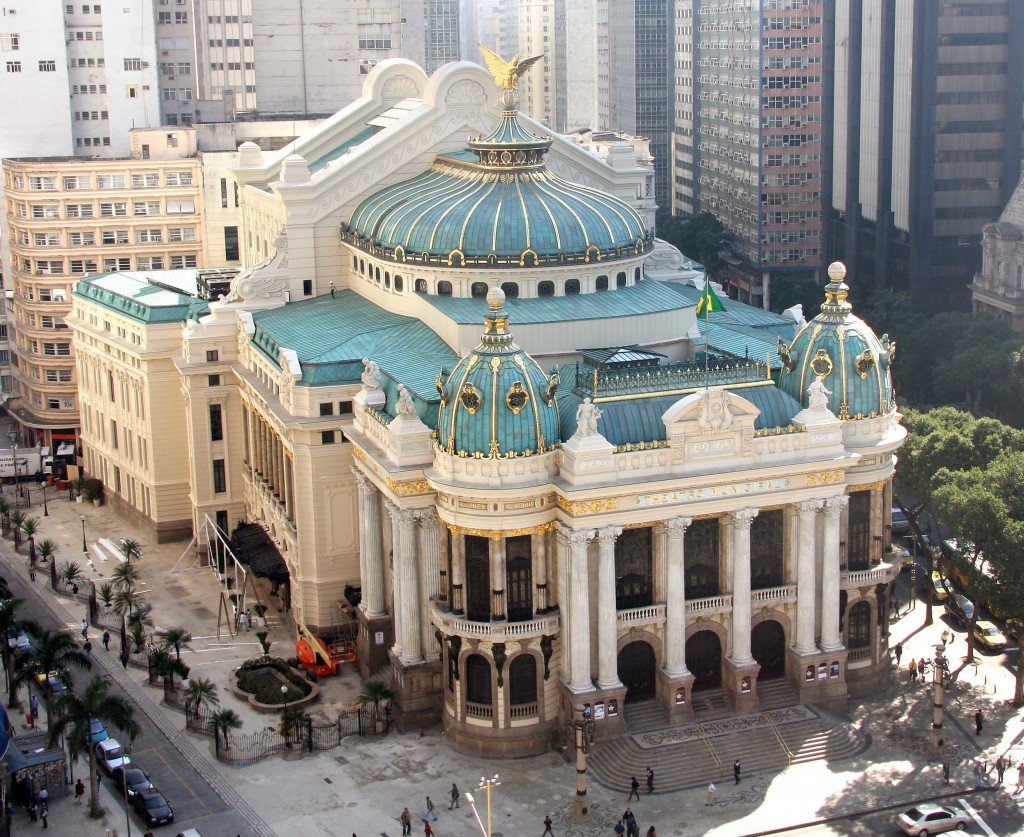 Theatro Municipal - Goverj