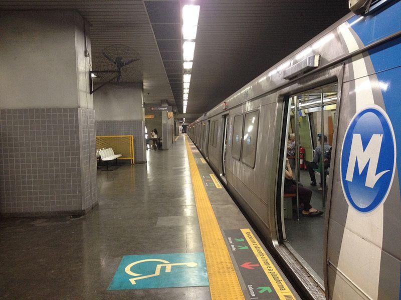 Metrô Rio (Foto de Filipe Anacleto   Wikipédia)