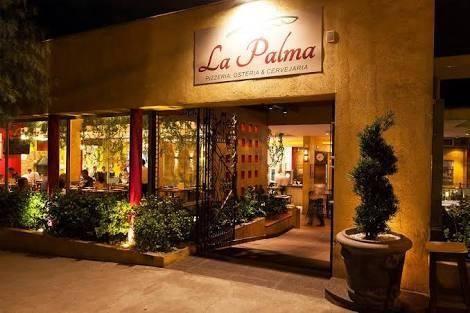 Entrada do La Palma em imagem do Google