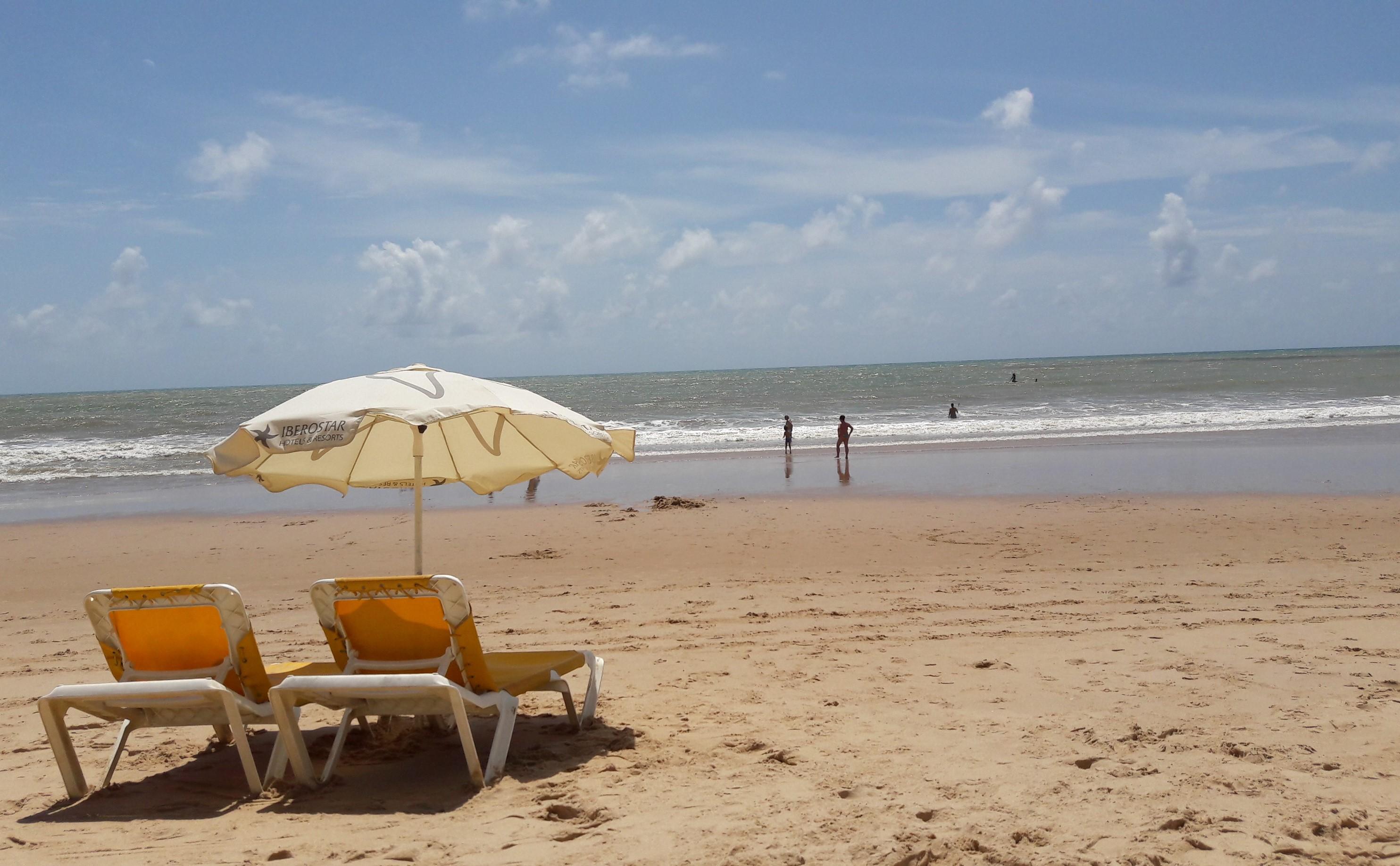 a77024116 Esta faixa de mar está em frente ao hotel, e eu escolhi esta foto como