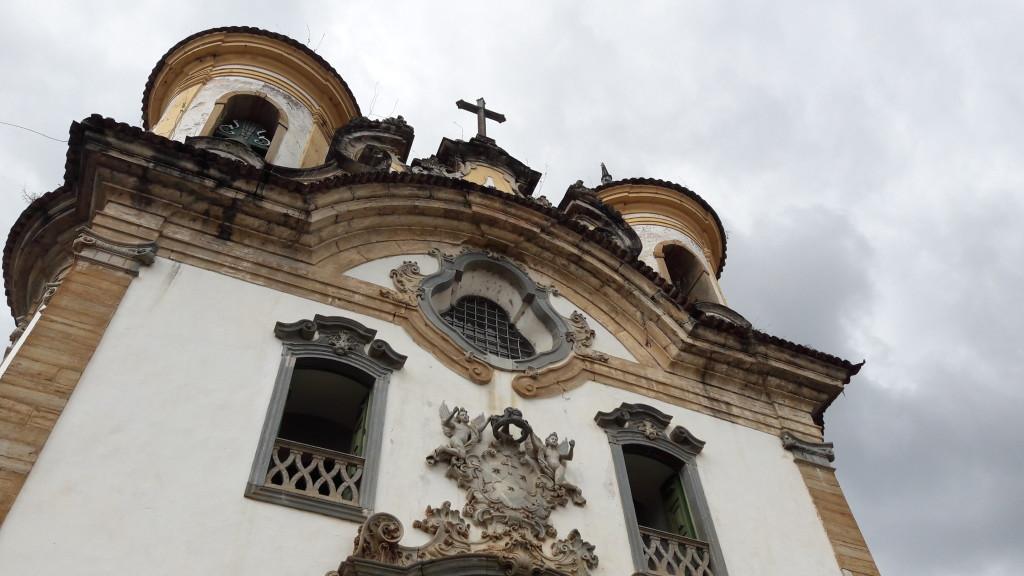 Detalhe da Igreja do Carmo