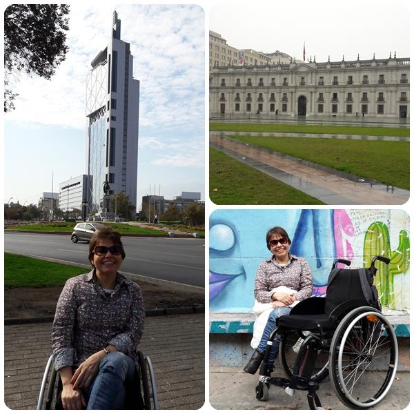 Em Santiago, o passado se une ao presente com muita beleza.